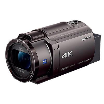 ソニー デジタル4Kビデオカメラレコーダー(チタン) FDR-AX45-TI