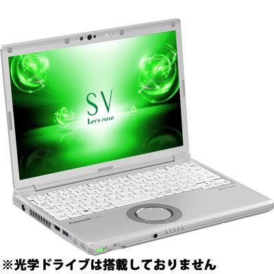 パナソニック Let'sNote/SV7 Let'sNote SVシリーズ CF-SV7TDHVS
