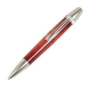 人気カラーの その他 Pen 日本製 日本製 Air Brush Wood Pen キャンディカラー ボールペン(ギター塗装) Brush【パーカータイプ/芯:0.7mm】Red/カーリーメイプル ds-1997696, キビグン:ad3af395 --- tejoagung.metrokota.go.id