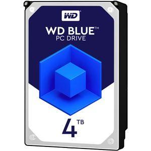その他 WESTERN DIGITAL WD Blueシリーズ 3.5インチ内蔵HDD 4TB SATA3(6Gb/s) 5400rpm64MB ds-2022737