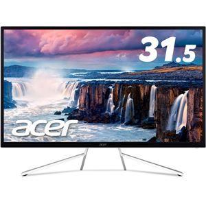 その他 Acer 3年保証 31.5型ワイド液晶ディスプレイ ET322QKwmiipx(VA/非光沢/3840x2160/300cd/4K/4ms/HDMI2.0x2・DisplayPortv1.2/フリッカーレス/HDR Ready/AMD Free Sync) ds-2020045