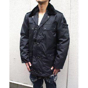 その他 フランス放出 ポリスジャケット JJ116NN サイズ60 【 デッドストック 】 【 未使用 】 ds-993456