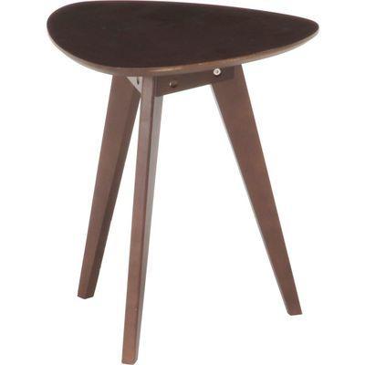 不二貿易 コーヒーテーブル(小) BR HS1405036-1【4個セット】 FJ-31392
