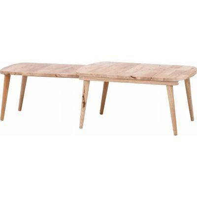 不二貿易 Natural Signature センターテーブル SLIDE 5138 FJ-37019