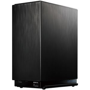 その他 アイ・オー・データ機器 デュアルコアCPU搭載 超高速2ドライブNAS「LAN DISK A」 6TB便利な引っ越し機能付 ds-2020542