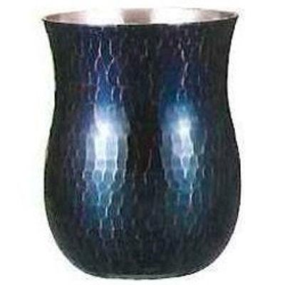 アヅマ 鎚目フリーカップ350ml 錫被 BR-008SN