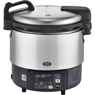 遠藤商事 リンナイガス炊飯器αかまど炊き RR-S200GV LPガス DSIM701