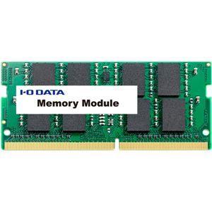 その他 アイ・オー・データ機器 PC4-17000(DDR4-2133)対応ノートPC用メモリー 4GB SDZ2133-4G ds-1662105