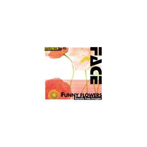 その他 写真素材 SUPER FINE No.10 FUNNY FLOWERS (ゆかいな花) ds-67144