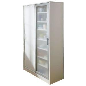 その他 スタイリッシュキッチン収納シリーズ(キッチンボード・レンジボード・食器棚) 【大量収納】 ホワイト ds-2036496