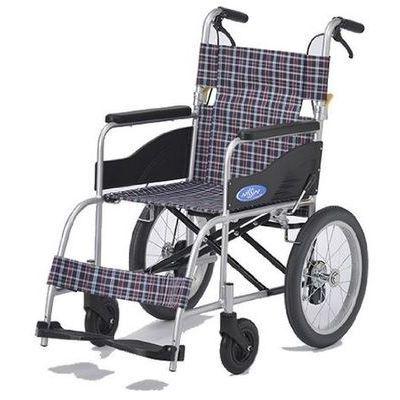 日進医療器 介助用車椅子NEO2 ノーパンク 非課税 4904781005239