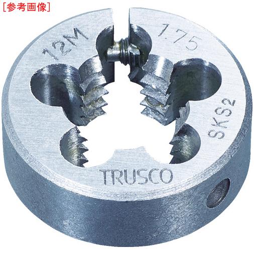 トラスコ中山 TRUSCO 丸ダイス SKS 細目 63径 30X1.5 T63D30X1.5