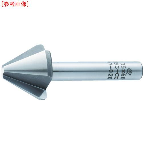 トラスコ中山 TRUSCO MC 面取リーマ 45.0mm 60度 TMC4560