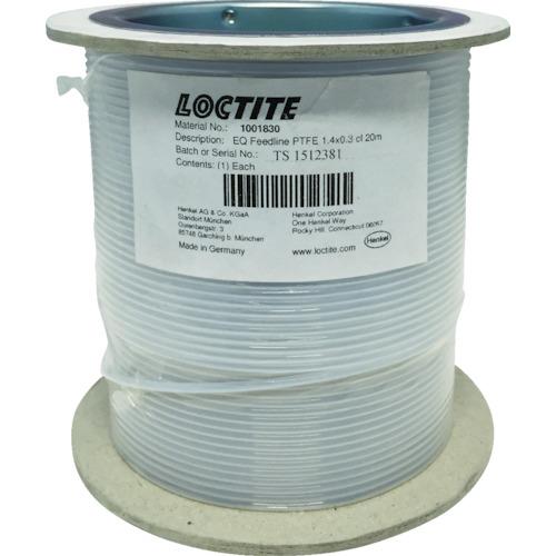 トラスコ中山 ロックタイト チューブ透明内径1.4×0.3mm20m 1001830