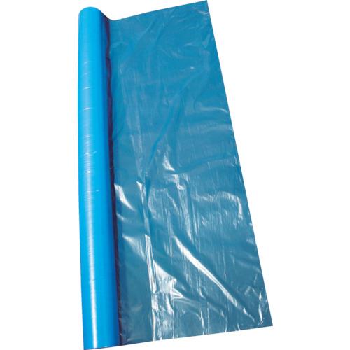 トラスコ中山 Polymask 表面保護テープ 2A825B 1219mmX99.7m 青 2A825B1219X99
