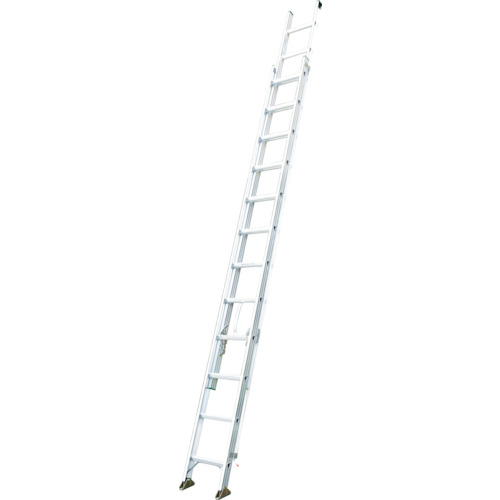 トラスコ中山 ピカ 2連はしごスーパージョブ2JOB型 5.3m 2JOB53A