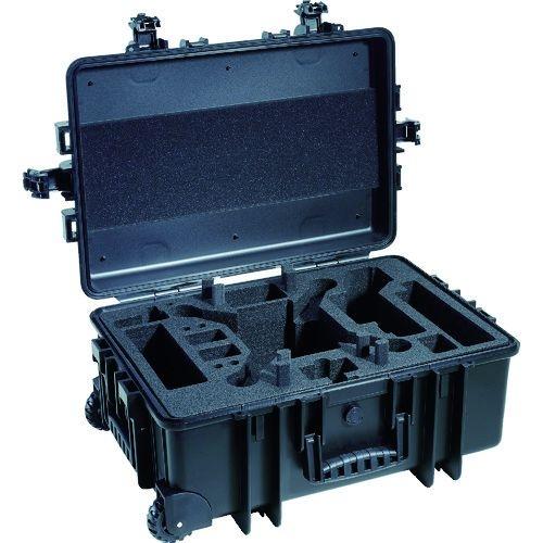 トラスコ中山 B&W プロテクタケース 6700 黒 DJI 6700BDJI4