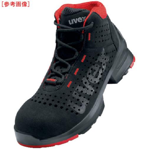 トラスコ中山 UVEX ブーツ ブラック 27.5CM 8547.5429999999997