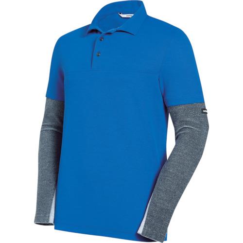 トラスコ中山 UVEX ポロシャツ コットン S 8988209