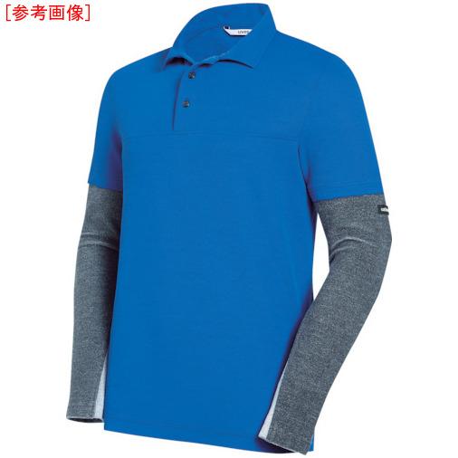 トラスコ中山 UVEX ポロシャツ コットン M 8988210