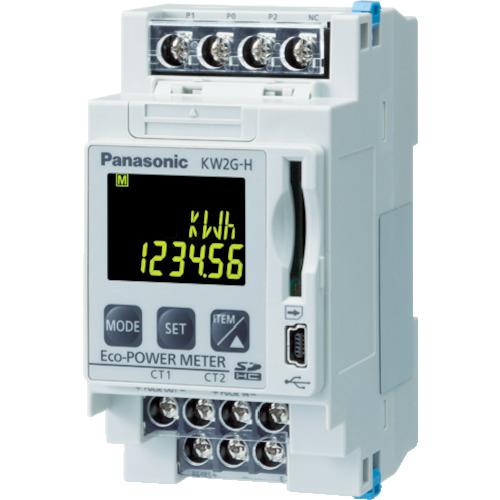 トラスコ中山 Panasonic エコパワーメータ KW2G-H SD対応 AKW2020GB