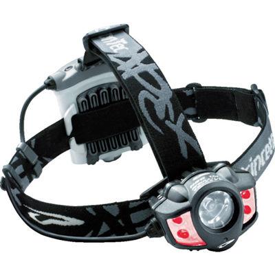 トラスコ中山 PRINCETON LEDヘッドライト APX インダストリアル RED/WHI APX16BKR