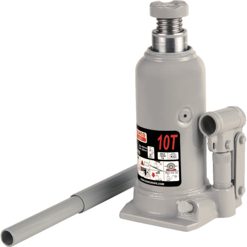 トラスコ中山 バーコ 高耐久ボトルジャッキ BH410