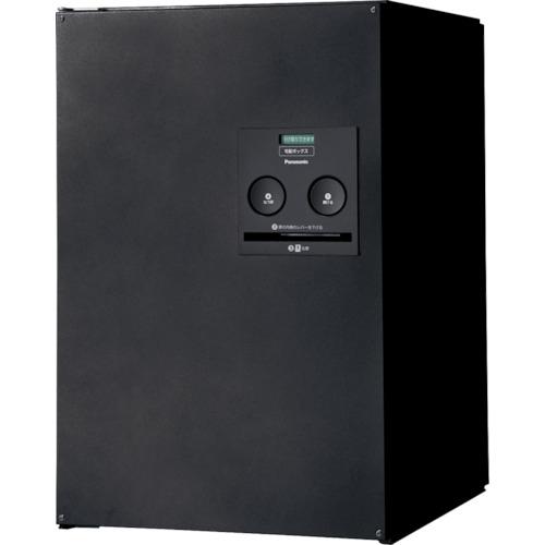 トラスコ中山 Panasonic 宅配ボックス COMBO ミドルタイプ CTNR4020RTB