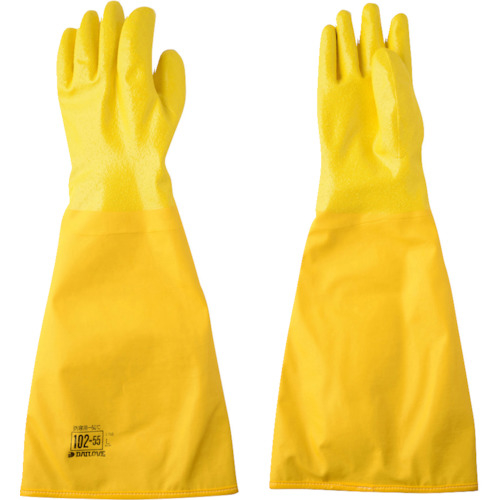 トラスコ中山 DAILOVE 防寒用手袋 ダイローブ102-55(L) D10255L