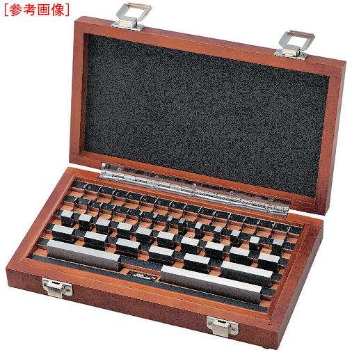 トラスコ中山 SK ブロックゲージセット 1級相当品 103個組 GBS1103