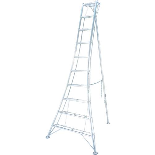 トラスコ中山 ピカ 三脚脚立GMF型 4尺 GMF120A