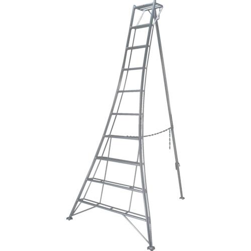 トラスコ中山 ピカ 三脚脚立GMF型 10尺 GMF300A