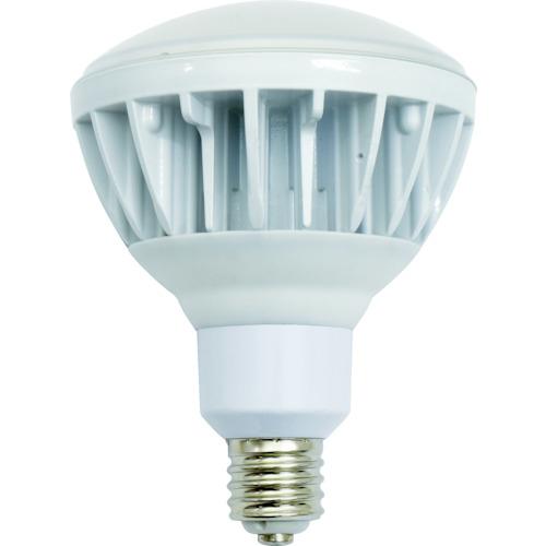 トラスコ中山 日動 LED交換球 ハイスペックエコビック40W E39 昼白色 本体白 L40V2J11050K