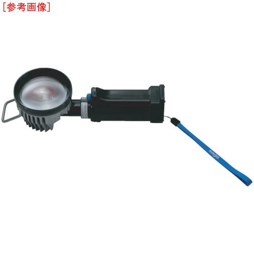 トラスコ中山 saga 8WLED紫外線コードレスライトセット 充電器なし LBLED8LWFLUV