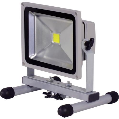 トラスコ中山 日動 LED作業灯 30W 床スタンド式 LPRS30MSH3ME