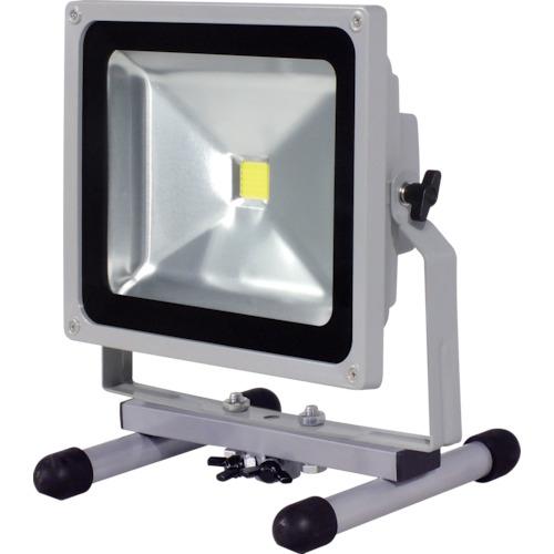 トラスコ中山 日動 LED作業灯 50W 床スタンド式 LPRS50MSH3ME