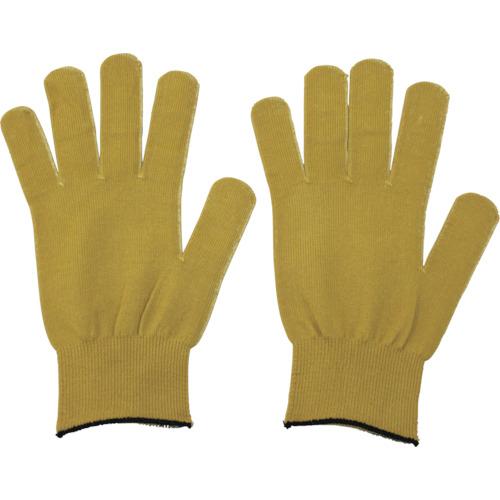 トラスコ中山 マックス クリーン用耐切創インナー手袋 13ゲージ (10双入) MZ670L