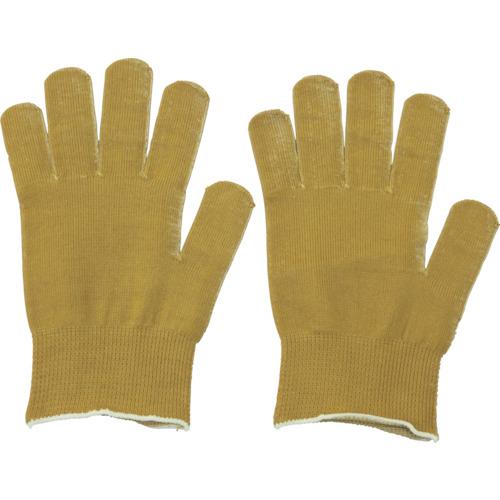 トラスコ中山 マックス クリーン用耐切創インナー手袋 13ゲージ (10双入) MZ670M