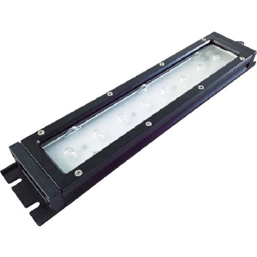 トラスコ中山 日機 防水型LEDフラット型ライト 10W DC24V NLE13CNDCL1