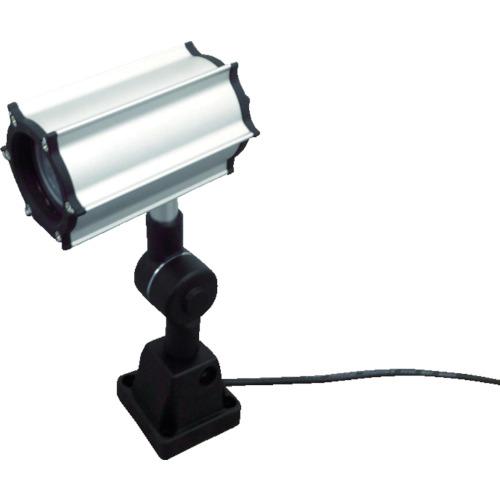 トラスコ中山 日機 防水型LEDスポットライト 6W AC100~120V NLSS05CAC4000K