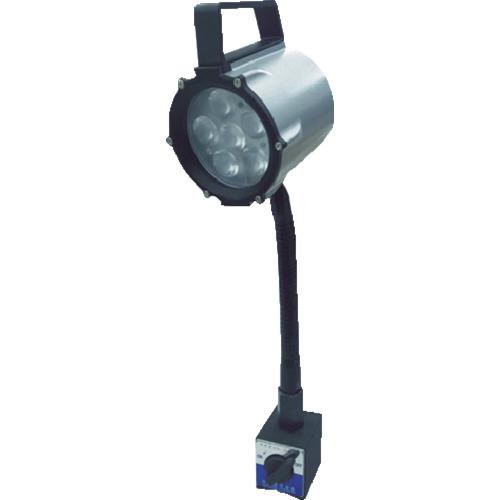トラスコ中山 日機 マグネット付LEDスポットライト 12W AC100V NLSS15CBMAC
