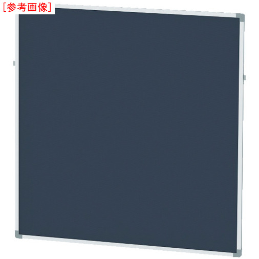 トラスコ中山 WRITEBEST パーテーション 120×150 青 PP45V02