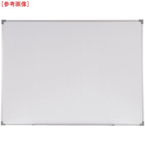 トラスコ中山 WRITEBEST 壁掛ホワイトボード 1200×1800 PPGI46