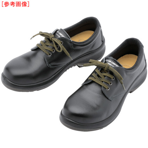 トラスコ中山 ミドリ安全 静電安全靴 プレミアムコンフォート PRM210静電 24.0cm PRM210S24.0