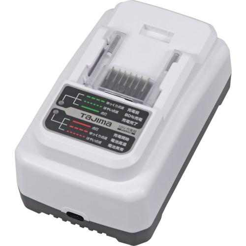 トラスコ中山 タジマ 18V充電器 PTLC18