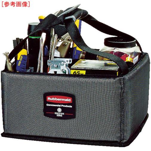 トラスコ中山 ラバーメイド クイックカート用キャディー RM1902468BK