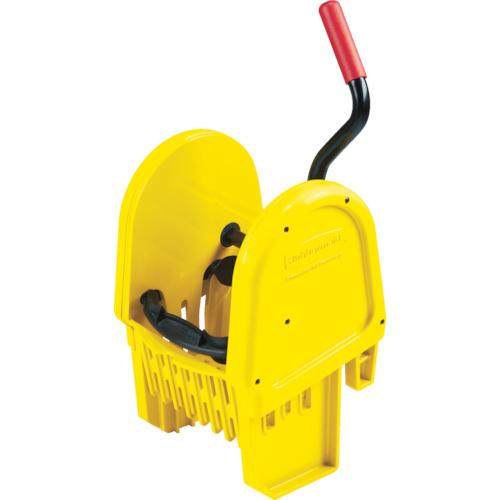 トラスコ中山 ラバーメイド ウェイブブレイクモッピングシステム モップ絞り器 RM757579YL