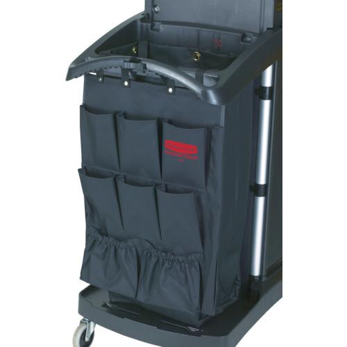 トラスコ中山 ラバーメイド ハウスキーピングカート用サイドポケット RM9T90BK