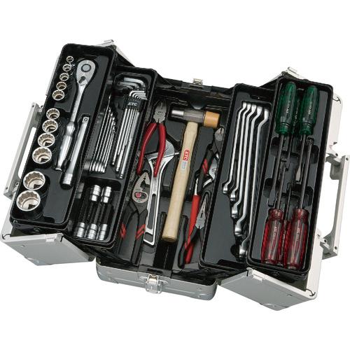 安い購入 トラスコ中山 KTC 工具セット(インダストリアルモデル) SK4511WM:爆安!家電のでん太郎-DIY・工具