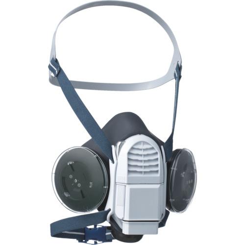 トラスコ中山 シゲマツ 電動ファン付呼吸用保護具 Sy28RA アルミ蒸着品 SY28RA